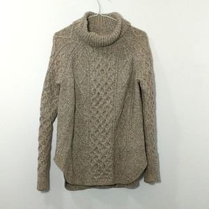 Cozy Knit Cowl Neck Sweater